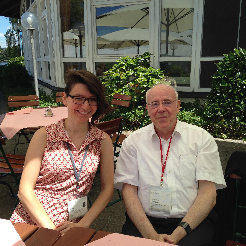 Melda Tozluoglu & Ernst Winnacker